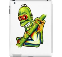 Homey Tree Frog iPad Case/Skin
