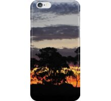 Sunset at Caroline Springs iPhone Case/Skin