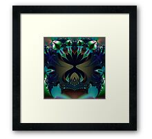 In the Realm of the Dark Faeries Framed Print