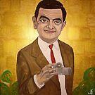 Mr.Bean's April Fool by HiromiCat