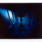 "Pinhole Polaroid - ""Bathroom"" by David Amos"