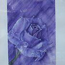 lavender rose by Anartist