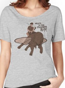 Onward to the Preservation Room Women's Relaxed Fit T-Shirt