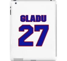 National baseball player Roland Gladu jersey 27 iPad Case/Skin