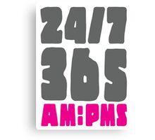 am-pms Canvas Print