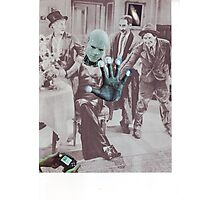 A paradox for the Marx Brothers Photographic Print