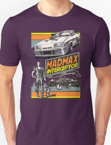 Mad Max V8 Interceptor T-Shirt