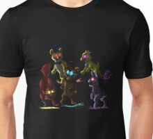 Five Nights at Freddy's - Bright Eyes Unisex T-Shirt