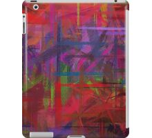 Pastel Colored Abstract Background #7 iPad Case/Skin