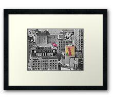 New Yorker 2 Framed Print