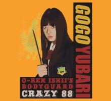 Schoolgirl Bodyguard Gogo Yubari T-Shirt