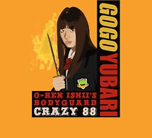 Schoolgirl Bodyguard Gogo Yubari Unisex T-Shirt