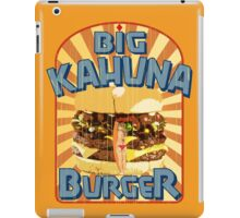 Big Kahuna Burger Fast Food iPad Case/Skin