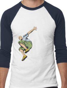 Leap of faith Men's Baseball ¾ T-Shirt