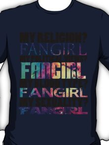 We are all Fangirls and Equal T-Shirt