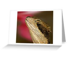 Friendly Dragon Greeting Card