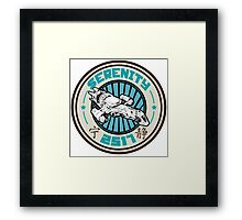 Serenity 2517  Framed Print