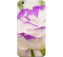Lisianthus iPhone Case/Skin