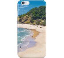 Wategos beach, Byron Bay iPhone Case/Skin