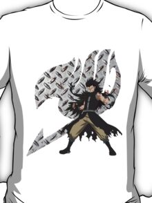 Gajeel Fairy Tail 6 T-Shirt