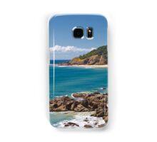Wategos beach, Byron Bay Samsung Galaxy Case/Skin