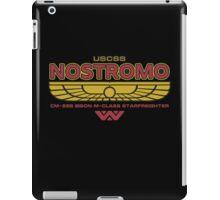 USCSS Nostromo Starfreighter iPad Case/Skin