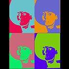 A Touch Of Warhol by Sassy Bombassi
