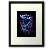 Mesozoic Era Framed Print