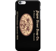 Paper Street Soap Co.T-Shirt iPhone Case/Skin