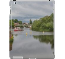 River Dee, Chester, England iPad Case/Skin