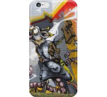 Urban Tag 1 iPhone Case/Skin
