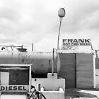 Frank has a car wash by Philip  Rogan