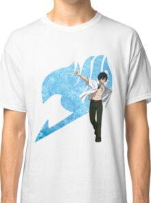 Gray Fairy Tail 2 Classic T-Shirt