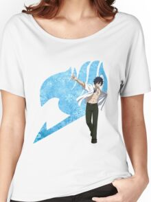Gray Fairy Tail 2 Women's Relaxed Fit T-Shirt