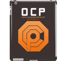Omni Consumer Products (OCP) iPad Case/Skin