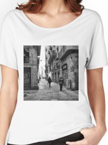 wherein accumulation begets shed it opportunities. Women's Relaxed Fit T-Shirt