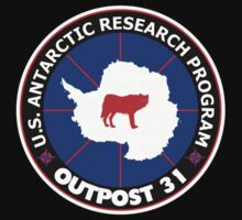 U.S. Outpost 31 Research Installation by theycutthepower