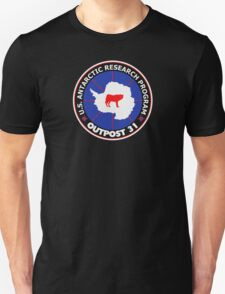 U.S. Outpost 31 Research Installation Unisex T-Shirt