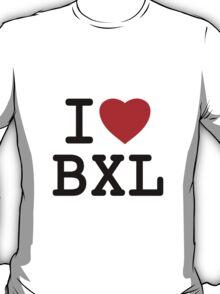 I Love Bxl T-Shirt