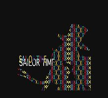 Sailor love Womens Fitted T-Shirt
