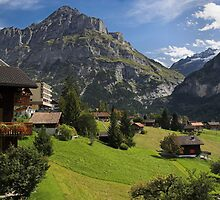 Grindelwald, Switzerland by Mark Williams