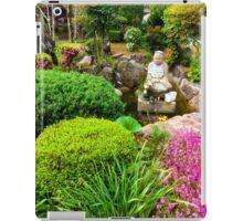 Ryukoji Temple Gardens Shikoku Japan iPad Case/Skin