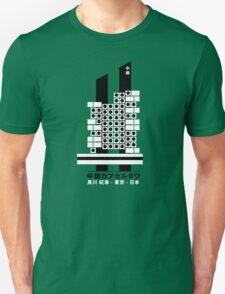 Capsule Tower Nagakin Kurokawa Architecture Tshirt Unisex T-Shirt
