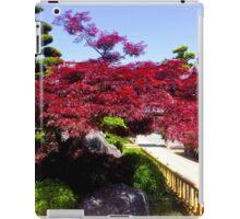 Sairinji Temple Shikoku Japan iPad Case/Skin