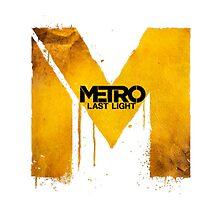 Metro Last Light by glowbit
