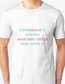 Korrasami Canon v2 T-Shirt