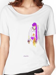 'Indy-Go-Anna' (Drag Racer Series) Women's Relaxed Fit T-Shirt