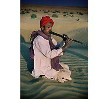 Desert Tunes Photographic Print