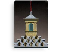 Gatehouse Roof, Dundurn Castle, Hamilton Ontario Canvas Print