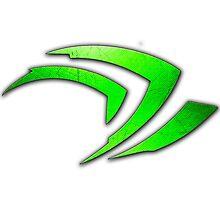 Nvidia Geforce by glowbit